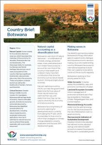 Country Brief: Botswana