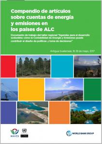 Compendio de artículos sobre cuentas de energía y emisiones en los países de ALC