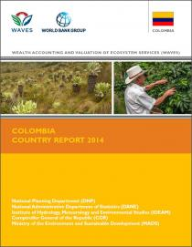 WAVES Colombia Country Report 2014
