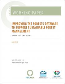 Improving the Forests Database to Support Sustainable Forest Management