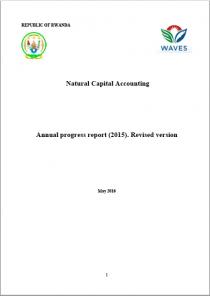 Rwanda: WAVES Country Report 2016