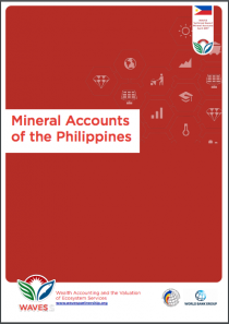 Mineral Accounts of the Philippines