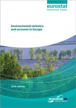 Environmental statistics and accounts in Europe