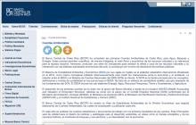 Cuentas Ambientales de Costa Rica: Cuenta de Agua 2012