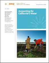 Accounting for California's Water