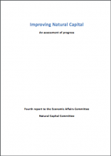 Improving Natural Capital: An assessment of progress