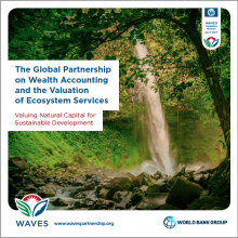 WAVES: Valuing Natural Capital for Sustainable Development
