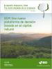 IEEM: Una nueva plataforma de decisión basada en el capital natural