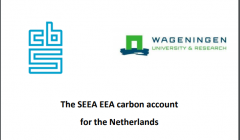 The SEEA-EEA carbon account for the Netherlands