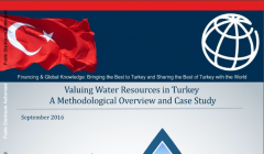 Valuing Water Sources in Turkey: A Methodological Overview and Case Study